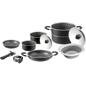 Brunner Pirate 9+1 Cooking Set Ø24cm